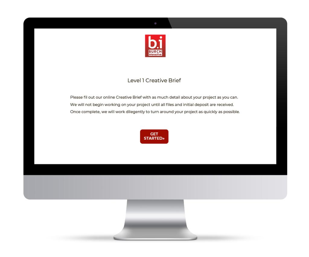 Burch Interactive Creative Brief